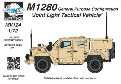 M1280 General Purpose configuration joint light tactical vehicle