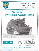 Chenille PANZER III/IV