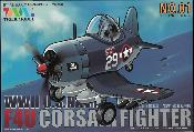 Cute Plane WWII US F4U Fighter