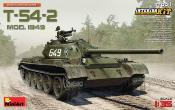 T-54-2 Mod. 1949 SOVIET MEDIUM TANK. INTERIOR KIT