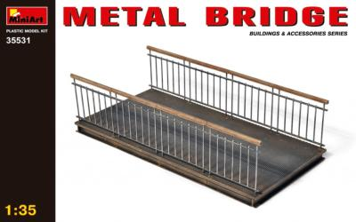 METAL BRIDGE 1/35