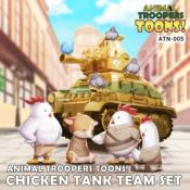 CHICKEN TANK TEAM SET