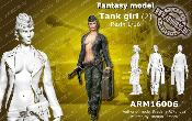 German Tank Girl  Set 2