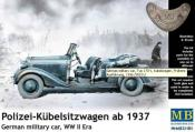 MERCEDES BENZ 170 KUBELWAGEN MODEL 1936