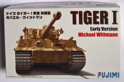 GERMAN TIGER 1 EARLY TYPE MICHAEL WITTMAN